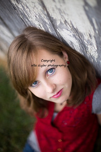 bloomsburg senior portraits at allieskylarphotography.com