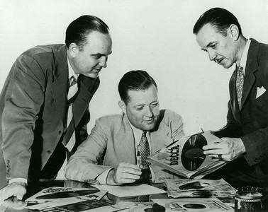 Ray Howell, Jack Malone Jr and Jack Gordan, Panther Distributing Company,
