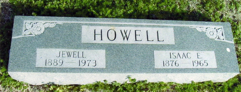 Grandma and Grandpa Howell
