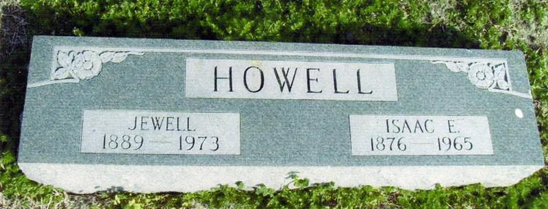 Grandma and Grandpa Howell