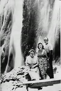 Mary Ellen Howell, Fairy (stone) Howell, and Rayburn Howell