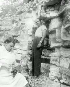 Mary Ellen Howell and Rayburn Howell