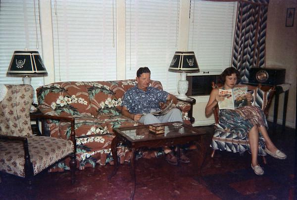 Reedie Stone Sr and Darla Stone