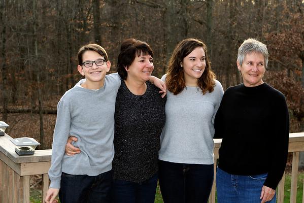 Saffell Family 11-26-15