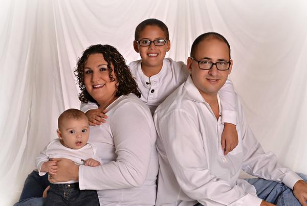 Family Portrait Session Portfolio