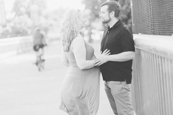 Kathleen & Andrew Maternity Session