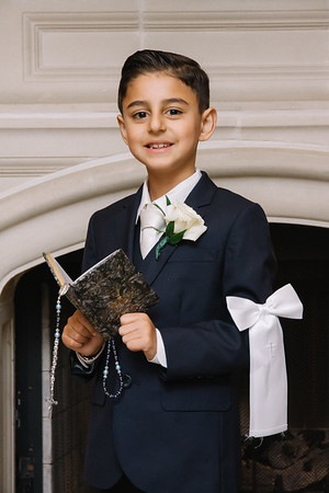 Salvatore's Communion Party
