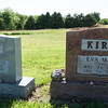 Archie and Eva Kirk. Buried in Hopewell Cemetery (Dallas County, near Tunas).