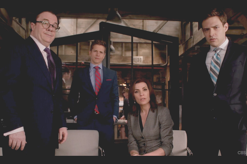 The Good Wife, CBS