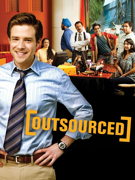 Outsourced, NBC