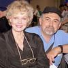 David with June Lockhart