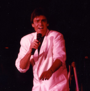 Mark Lindsay, 12 August 1987