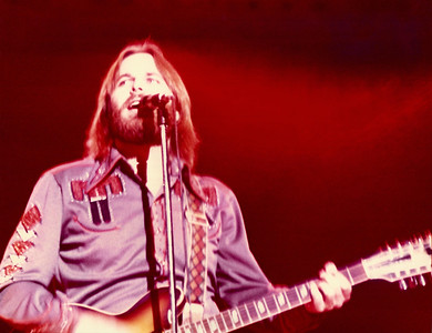 Carl Wilson of The Beach Boys