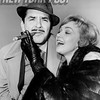 Actress Edie Adams and comedian husband Ernie Kovacs