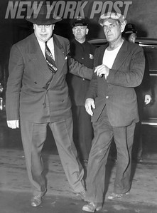 William Farley, Suspect in Connection with the Murder of Duchess. 1948