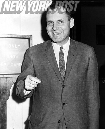 Eric Barnouw, Professor of  Columbua University 1961