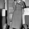 Ingerlise Pedersen on the intercom of a TWA flight from LaGuardia Airport