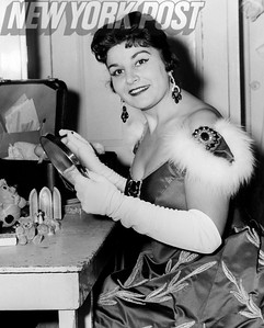 Lucine Amara- Opera Sensation 1958