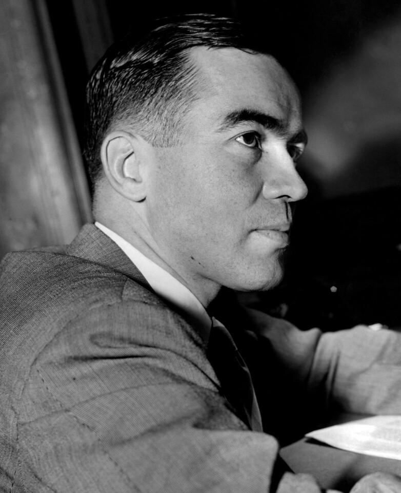 Mr Lincoln Clark. 1946