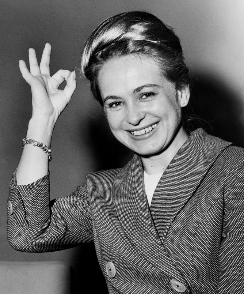 Helma Porumbeanu elated at becoming A U. S. Citizen. 1963