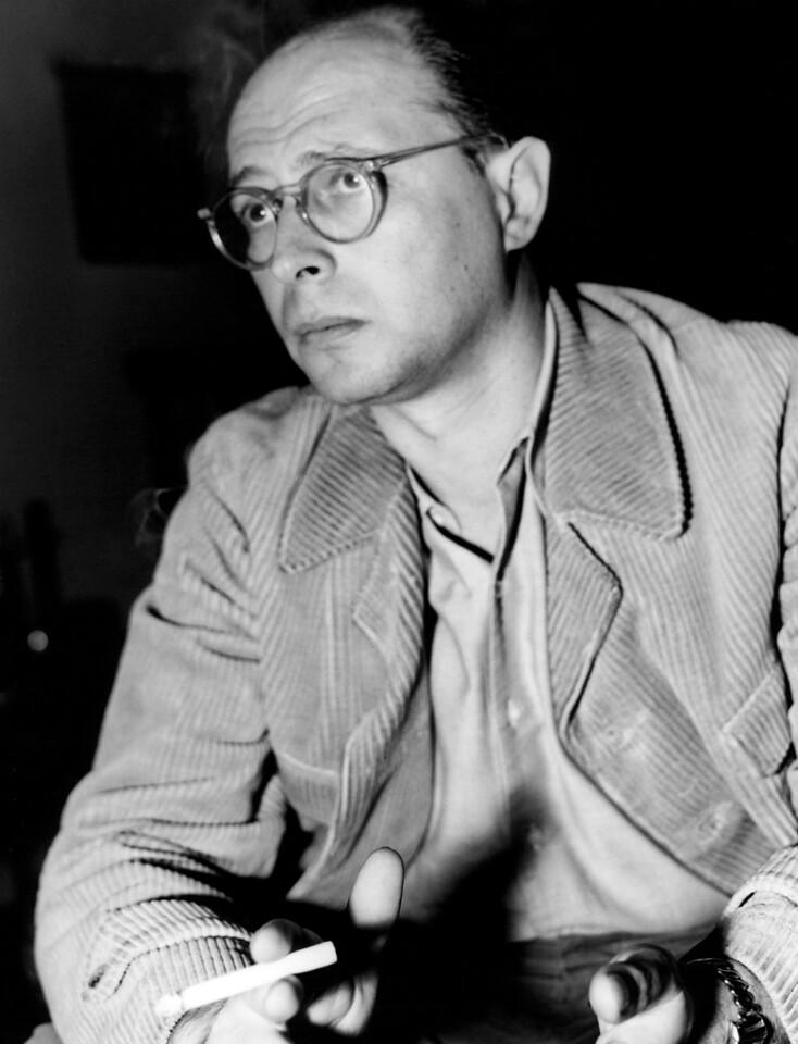 George Bergal NYC. 1946