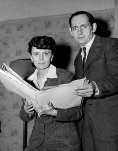 Mr. & Mrs. Julius De Corcha. February 11, 1947.