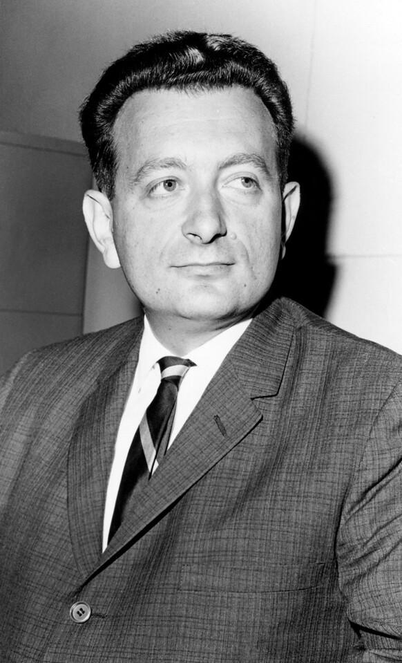 Mr. David Clurman of NYC. 1964