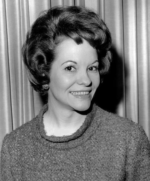 Mrs Pat Fowler Kohn. 1964