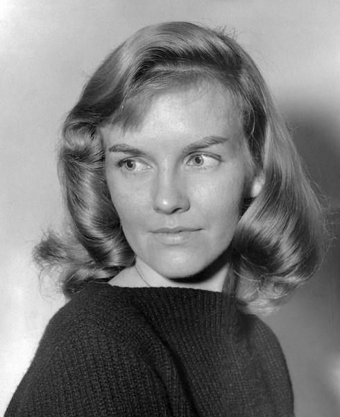Miss Kitty Donovan. 1959