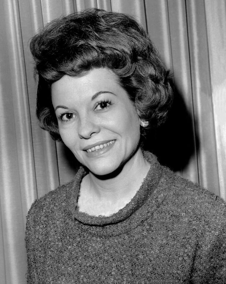 Mrs. Joseph Kohn, Pat Fowler. 1964