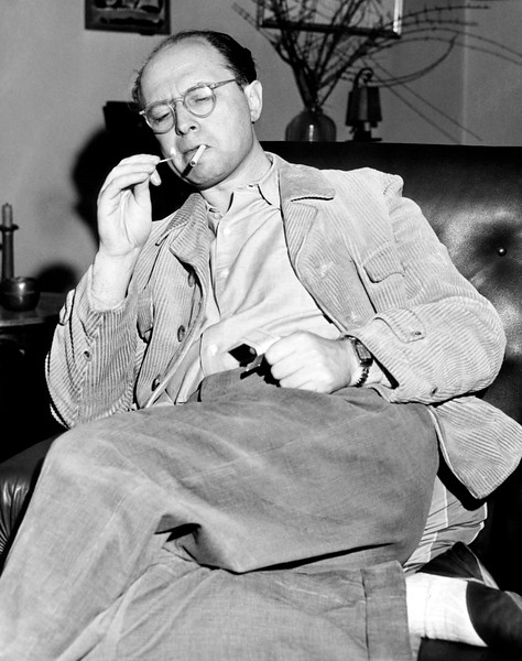 An interview with George Bengal. 1945