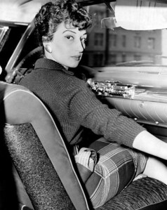 Miss Annette DeMarzo, age 19.1959