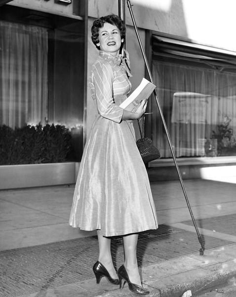 Linda Weisbrod.  1955
