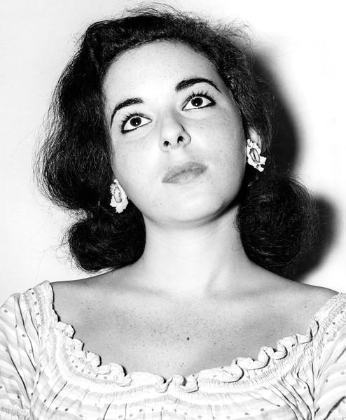 Pretty Ms. Jo Anne Warner. 1960