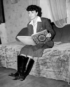 Mrs. Julius De Concha. February 11, 1947.