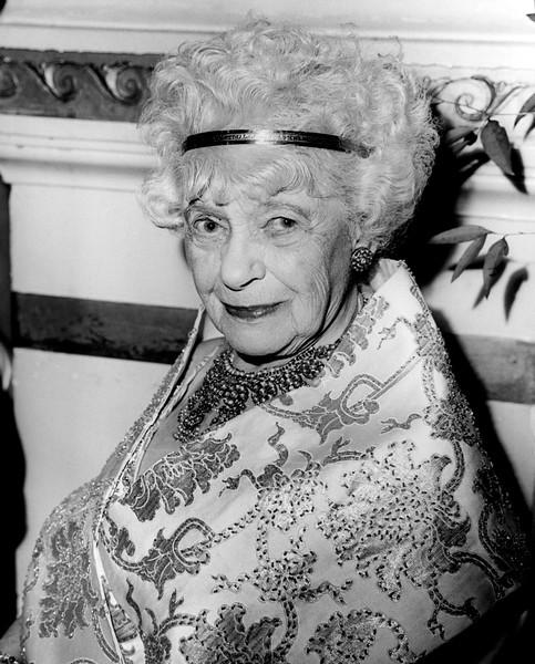 Mrs. Henry Ittleson. December 07, 1965.