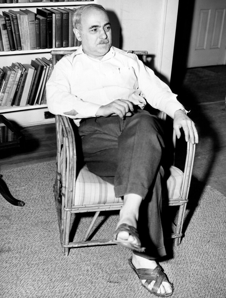 EP Hanson. March 04, 1949.