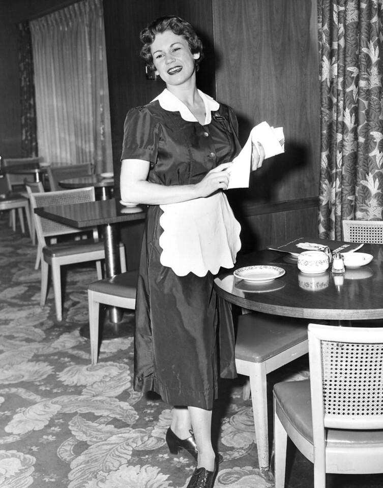Ms. Linda Weisbrod. 1955