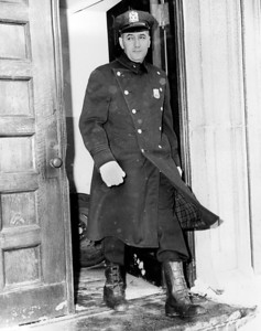 Patrolman John J. Cassese. 1960