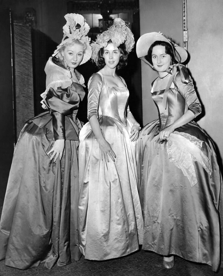April In Paris Ball At The Waldorf Astoria, NYC