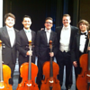 Harlingen High School South Students pose for a photo after their Orchestra Winter Concert at The Performing Arts Center located on Wilson Rd.