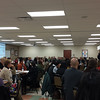 Harlingen Consolidated Independent School District Staff and Administrators gather for the Harlingen Learning Community Meeting