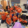 The Treasure Hills Elementary Chess Team pose for a photo