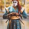 Kyoshi Warrior