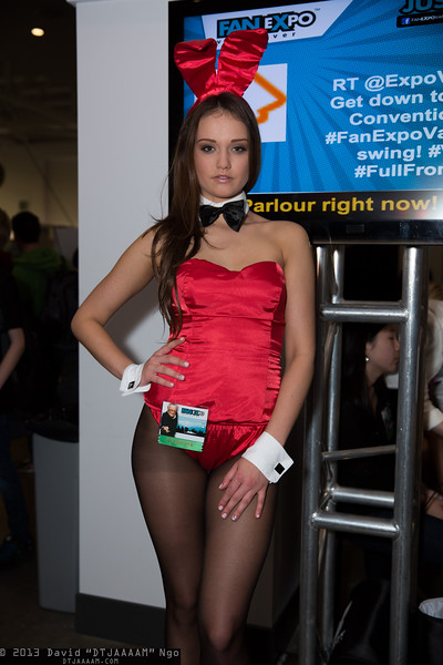 Playboy Energy Drink Model