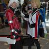 Ragna the Bloodedge and Jin Kisaragi