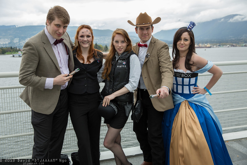 Doctor Whos, Amy Ponds, and TARDIS