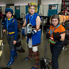 Sly Cooper, Jak, and Ratchet