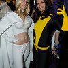 Emma Frost, Shadowcat, and Lockheed