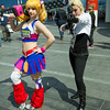 Juliet Starling and Cordelia Starling